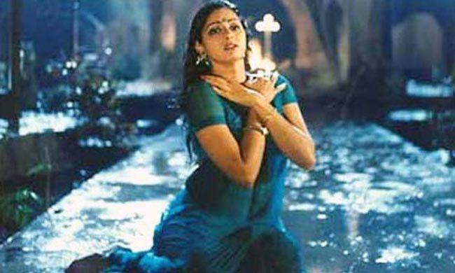 Sridevi in a still from Mr India