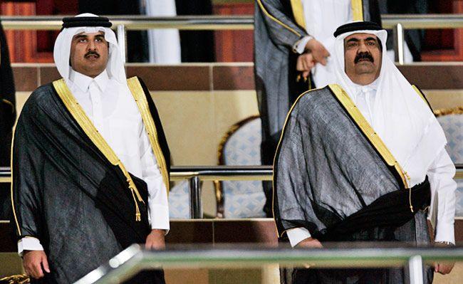 Emir Sheikh Tamim bin Hamad bin Khalifa Al Thani