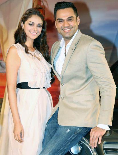 Aditi Rao Hydari and Abhay Deol