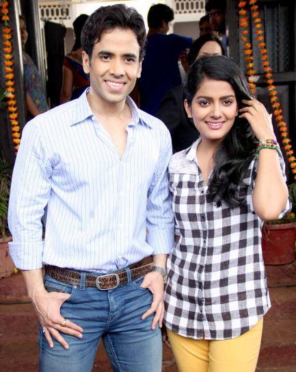 Tusshar and Vishakha Singh