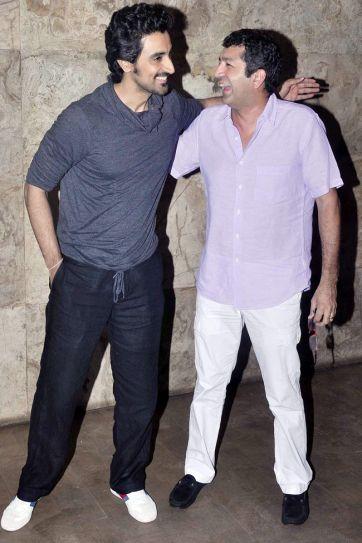 Kunal Kapoor with Kunal Kohli