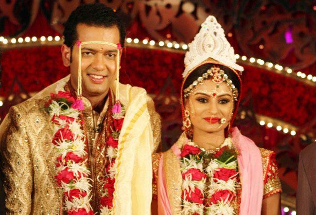 Rahul Mahajan, Dimpy Mahajan