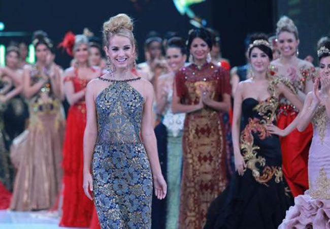 Miss United States Olivia Jordan