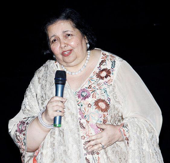 Pamela Chopra, Yash Chopra, Kabhi Kabhi