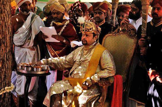 Srikanta Datta Wodeyar