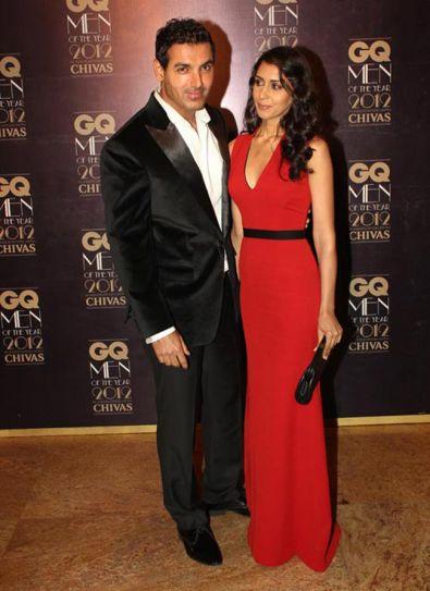 John Abraham and Priya Runchal