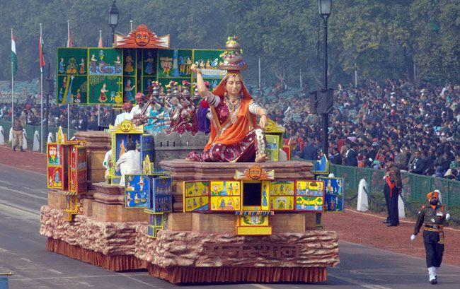 Republic of India turns 65