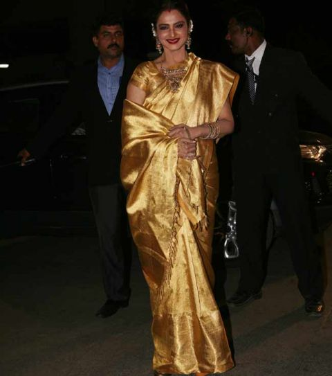 Rekha, Idea Filmfare Awards 2013