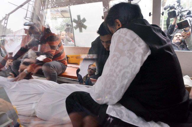 Sunanda Pushkar cremation, Lodhi Road crematorium, Shashi Tharoor