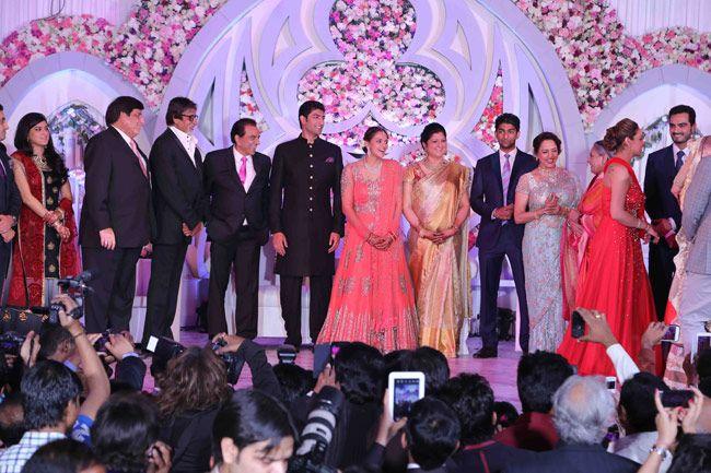 Ahana Deol's marriage