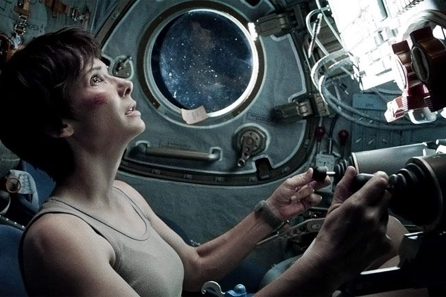 Best British Film, Gravity