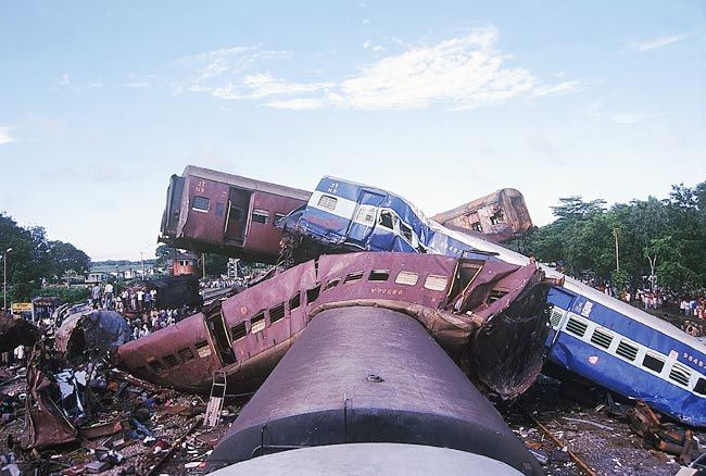 Gaisal train disaster