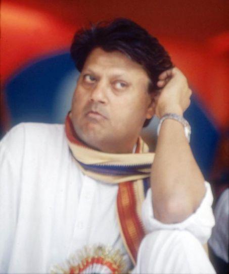 Late Madhavrao Scindia