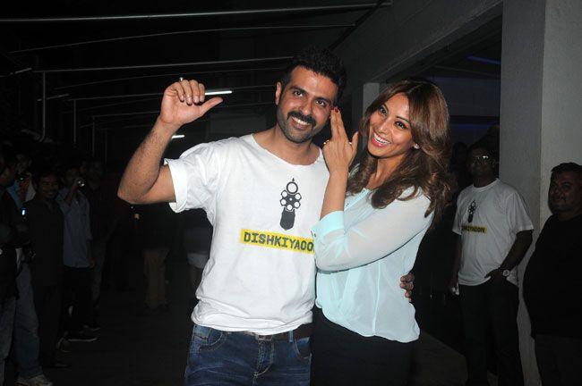 Harman Baweja and Bipasha Basu