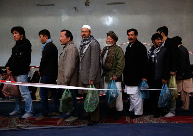 Afghanistan Election 2014