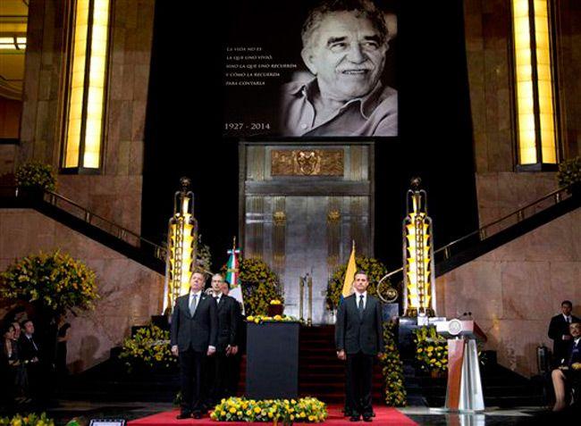 Tribute to Marquez