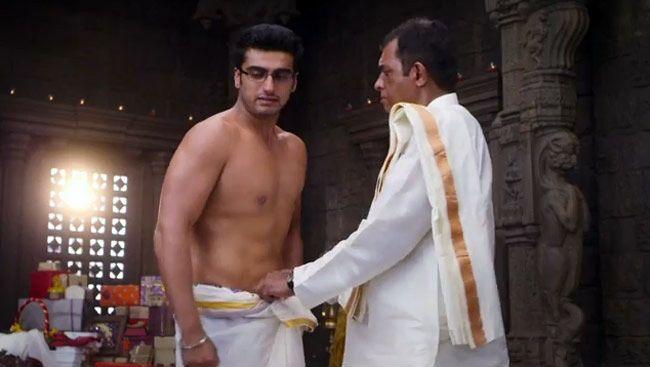 Arjun Kapoor, Shiv Subramaniam