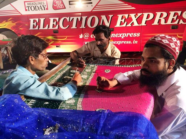 Election Express in Bareilly