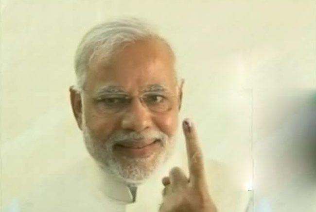 Election 2014, Narendra Modi