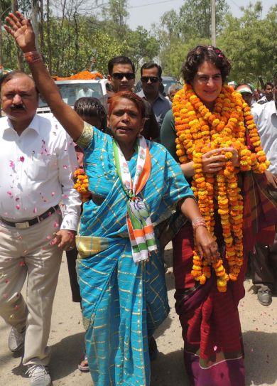 Priyanka Vadra Gandhi, Congress campaign, Rae Bareli, Lok Sabha polls 2014