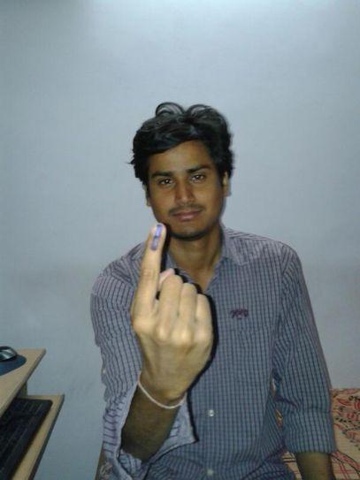 Lok Sabha selfies