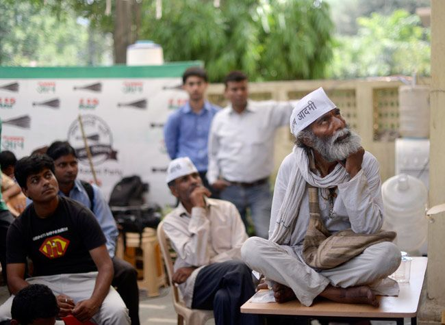 Election loss: Dejection in AAP camp