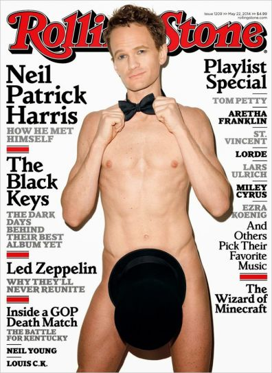 Male actors naked Gay