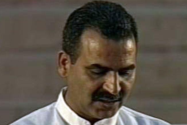 Sanjeev Baliyan, Team Modi oath ceremony