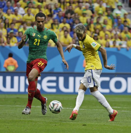 Matip & Neymar