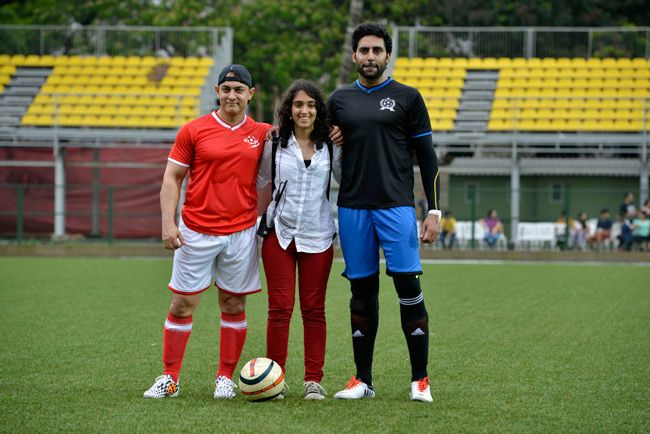 Aamir, Hrithik, Abhishek Come Together For Charity