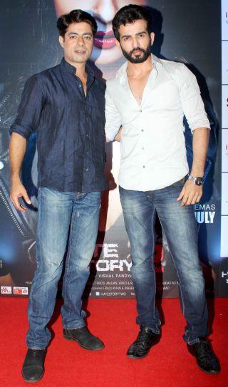jay bhanusali and sushant singh