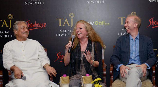 Amjad Ali Khan, Sinforia orchestra, Soul Strings, Mahatma Gandhi