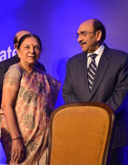 Anandiben Patel, Vibrant Gujarat 2015