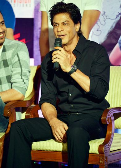 shah rukh khan, mad about dance, mad wall of dreams