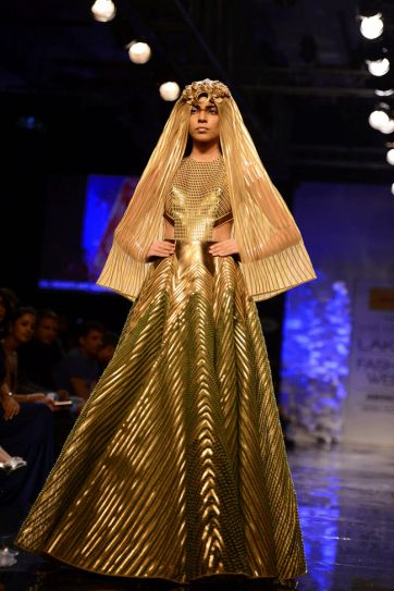lakme fashion week winter/festive 2014
