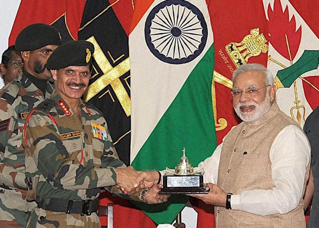 PM Modi's visit to Leh and Kargil