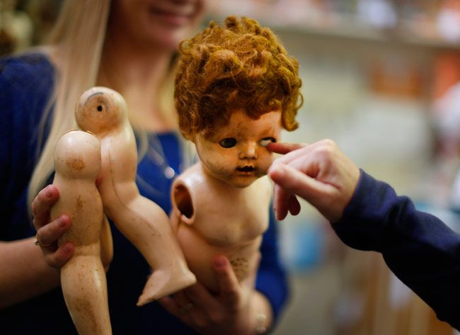 Sydney Doll Hospital
