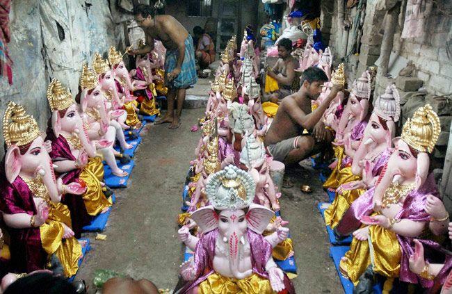 India celebrates Ganesh Chaturthi