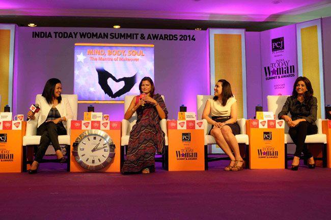 Rashmi Shetty, Sara Abdullah Pilot, Chhaya Momaya, Tapasya Mundhra