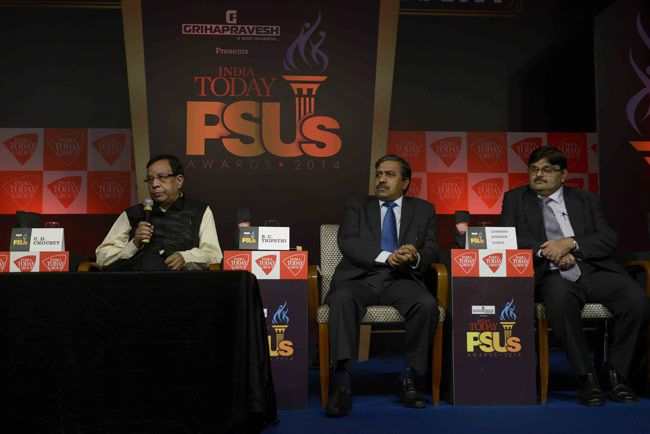 In pictures: India Today PSU Awards 2014