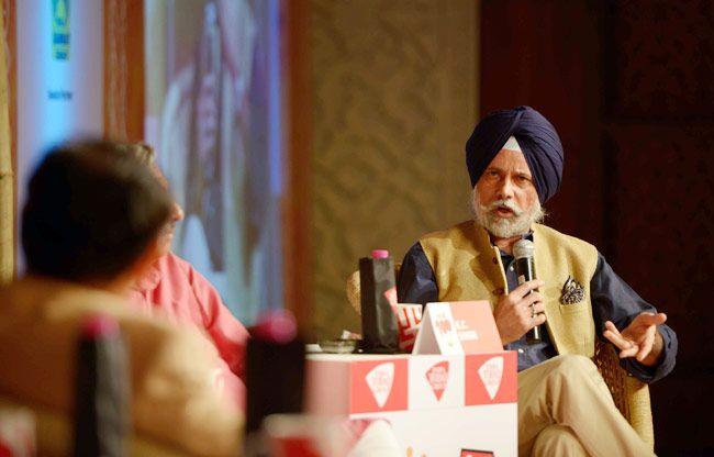 Former Indian diplomat K.C. Singh