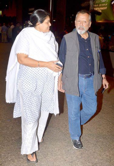 Pankaj Kapur, Supriya Pathak