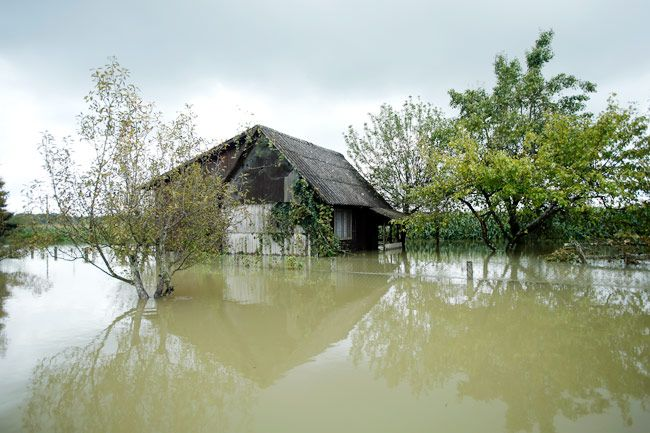 Deluge hits homes and streets of Croatia