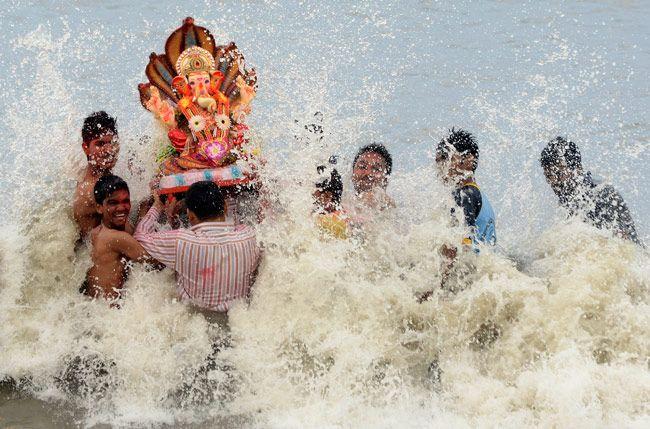 Ganesh Chaturthi in Mumbai