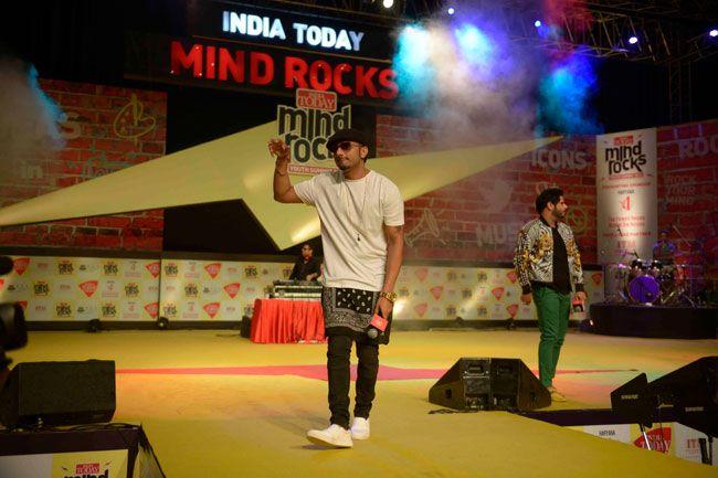 Mind Rocks Youth Summit 2014, Yo Yo Honey Singh