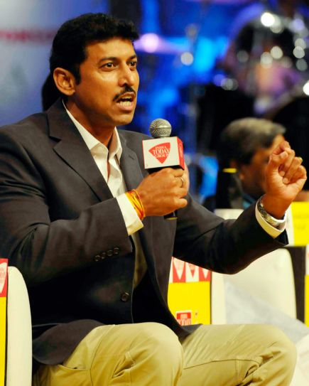 Mind Rocks Youth Summit 2014, Rajyavardhan Singh Rathore