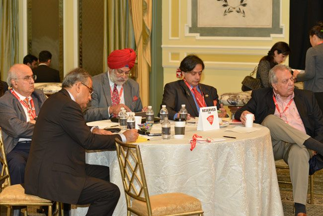 India Today Global Roundtable