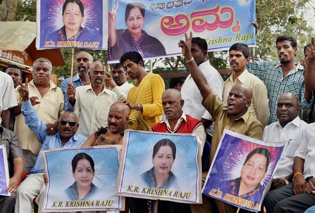 In Jaya's support