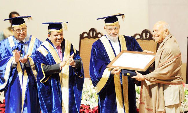 PM Narendra Modi at AIIMS