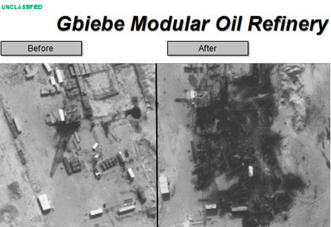 Gbiebe Modular Oil Refinery